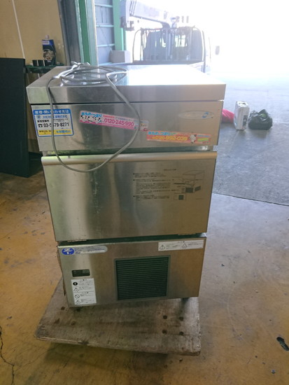 福島工業 35kg製氷機買取しました!