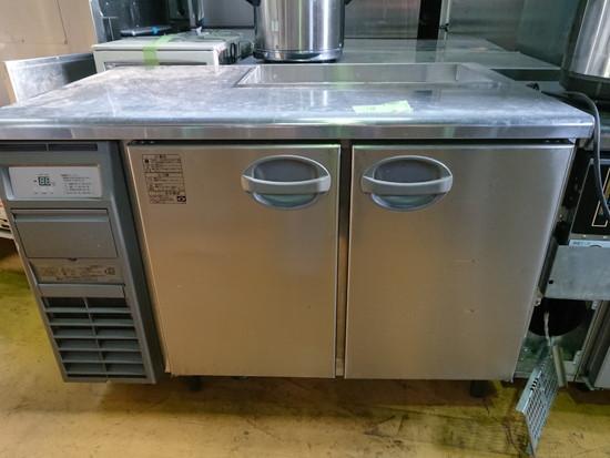 福島工業台下冷蔵庫ホテルパン使用YRW-120RE(改)