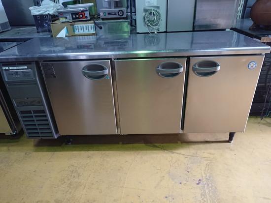 福島工業台下冷凍冷蔵庫YRC-181PM2(改)