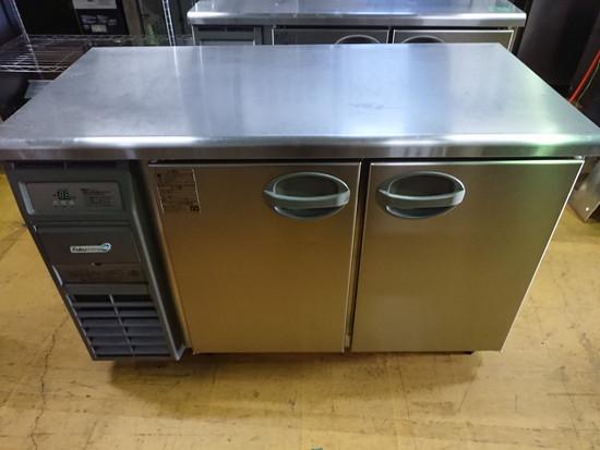 福島工業台下冷蔵庫YRC-120RE2